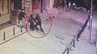 Gaspçılarla ölümüne mücadele: Altın dolu bavulu da kocasını da kurtardı
