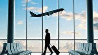 Hava yolu yolcusu 2 ayda 26 milyonu aştı