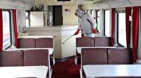 Tren seferlerine koronavirüs ayarı: Seferler durduruldu