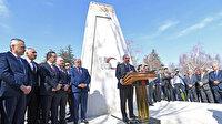 Meclis'teki 15 Temmuz Şehitleri Anıtı törenle açıldı