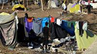 İltica Ajansı çalışanı Yunanistan'daki Moria kampına ulaştı: Gördüklerim berbattı