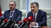 Sağlık Bakanı Koca: Hastanelerimize ziyaretçi kısıtlaması getiriyoruz