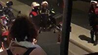 Bakan Soylu açıkladı: Karantina otobüsünden indirilen yolcu Kıbrıs vatandaşı
