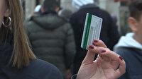 Paradan koronavirüs bulaşır endişesiyle temassız kart kullanımında yüzde 23 artış