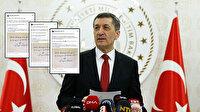 Milli Eğitim Bakanı Selçuk'un 'ilk teneffüs' paylaşımına birçok belediyeden destek