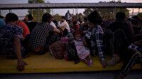 ABD koronavirüs ile mücadele ediyor: Sınırı geçen tüm kaçak göçmenleri Meksika'ya yollayacak