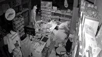 Dükkanda ne varsa çuvallara doldurup götürdüler: 61 bin liralık hırsızlık kamerada