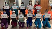 Dünyada koronavirüse karşı tek bir slogan: Evde kal