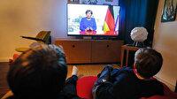 Merkel: 2. Dünya Savaşı'ndan bu yana görülmemiş bir durumla karşı karşıyayız