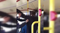 Ukrayna'da öksüren yolcuyu döverek minibüsten attılar