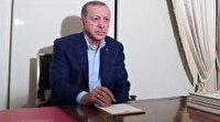 Cumhurbaşkanı Erdoğan evde telefonlarına mesaj bıraktı: Zorunlu olmadıkça kesinlikle evden dışarı çıkmamalısınız
