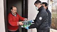 Her istedikleri ayaklarına gitti: Evden çıkma yasağı gelince 112'yi arayıp maden suyu siparişi verdi