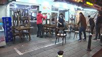 Lokanta ve restoranlarda masa sandalye yasağı başladı