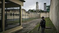 Kolombiya'daki hapishanelerde mahkumlar koronavirüs isyanı başlattı