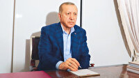 Cumhurbaşkanı Erdoğan: Bu zorlu süreci hep birlikte atlatacağız