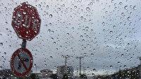 #EvdeKal Türkiye, Meteoroloji'den yağmur raporu: İstanbul ve bir çok şehirde sağanak bekleniyor