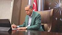 Cumhurbaşkanı Erdoğan kabineyi telekonferans üzerinden topladı: Kararlı olacağız başaracağız