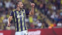 """Fenerbahçeli futbolcu Vedat Muriqi'ten """"Evde kal"""" çağrısı"""