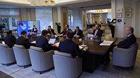 Cumhurbaşkanı Erdoğan G20 Liderler Zirvesinde konuştu: Küresel ekonomide güven artırmak için harekete geçmeliyiz