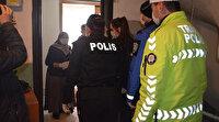 65 yaş ve üstünün maaşını polis eve götürüyor