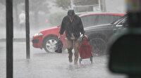 Kuvvetli sağanak yağış tüm yurdu etkileyecek: Meteoroloji'den sel uyarısı