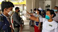 Myanmar'da koronavirüs açıklaması: Vaka sayıları artıyor