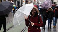 Meteorolojiden tüm bölgelere yağış uyarısı yapıldı