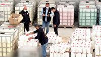 Adana'da sahte temizlik ürünleri ele geçirildi: Piyasa değeri 2 milyon lira