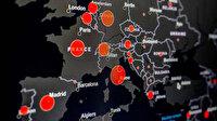 CANLI İNFOGRAFİK | Koronavirüsün Türkiye ve dünya genelindeki son rakamlar