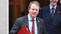 İskoçya Dışişleri Bakanı Jack kendisini karantina altına aldı
