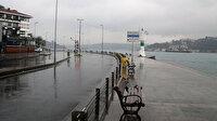 İstanbullular koronavirüs tedbirlerine bu kez uydu: Pazar sabahı 'evde kal'dılar