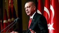 Cumhurbaşkanı Erdoğan ulusa seslendi: Hiç bir virüs bizim kardeşliğimizden daha güçlü değil