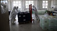 Sabancı Holding, Sağlık Bakanlığı'na 10 ton dezenfektan bağışladı