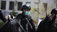 İsrail askerleri koronavirüslü Filistinliyi yol kenarına attı