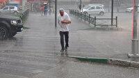 Tüm Türkiye'yi etkisi altına alacak: Meteoroloji'den sağanak uyarısı