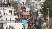 BM, Yunanistan'ı uyardı: Mülteci kamplarını hemen boşalt