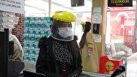 Bursa'da akıl almaz koronavirüs tuzağı: Mahalleliye korku saldı