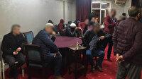 Esenyurt'ta kıraathane mühürlendi, içerideki kişilere de para cezası uygulandı