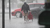 Meteoroloji'den son dakika uyarısı: Kuvvetli sağanak ve fırtına etkili olacak