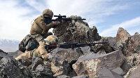 Fırat Kalkanı bölgesine saldırı hazırlığında olduğu tespit edilen 14 terörist etkisiz hale getirildi