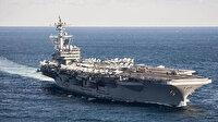 100 askerin koronavirüse yakalandığı geminin kaptanından yardım çağrısı