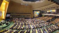 Koronavirüse karşı küresel dayanışma: BM Genel Kurulu'nda kabul edildi