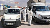 Koronavirüs uygulamasında Suriyeli gönüllü doktorlar yer aldı