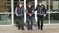 'Koronalıyım al' diyerek polise tüküren kişi tutuklandı