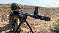 Barış Pınarı bölgesinde saldırı hazırlığındaki 10 PKK'lı terörist etkisizleştirildi