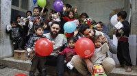 İdlib'te aynı evde yaşayan 42 yetim artık sahipsiz değil: Dedeleri yardım çağrısında bulunmuştu