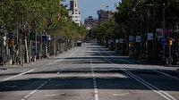 İspanya'dan koronavirüs kararı: OHAL 26 Nisan'a kadar uzatıldı