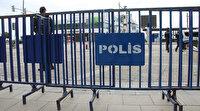 Karşıyaka Çarşısı'na giriş çıkışlar kapatıldı