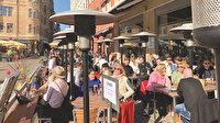 Dünya orada tersten işliyor: Parklar,restoranlar, spor salonları, alışveriş merkezleri açık