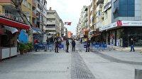 Laf dinlemeyen İzmirlilere polis barikatı